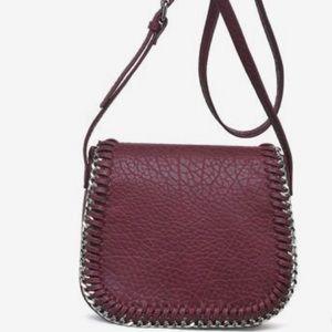 Urban Outfitters Lita Chain Trim Crossbody Bag.